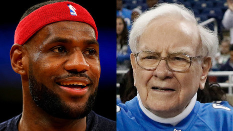 Warren Buffett's investing tip for LeBron James: Stick with an index fund | Preston McSwain | Scoop.it