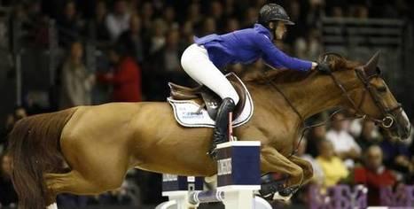 L'équipe de France au top | Cheval et sport | Scoop.it