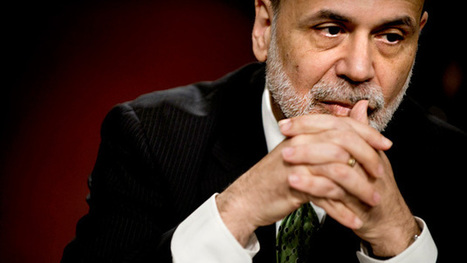 Look Who Bernanke Just Blamed for the Financial Crisis - Businessweek   money money money   Scoop.it