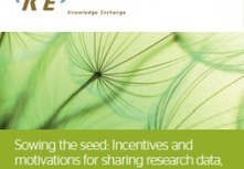 Sowing the seed: Incentives and motivations for sharing research data, a researcher's perspective   Open is mightier   Scoop.it