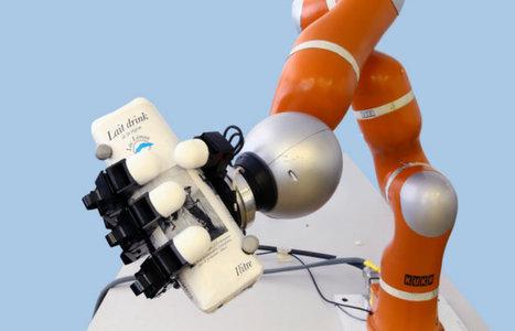 Un bras robotique capable d'attraper des objets en plein vol - | Une nouvelle civilisation de Robots | Scoop.it
