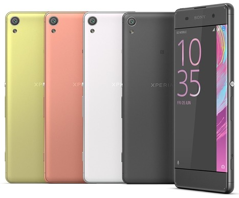 Sony launched Xperia X Rs. 48990 & Xperia XA for Rs. 20990 in India | Xperia Guide | Scoop.it