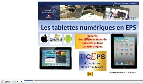 Portail Skoden - Quelles tablettes utiliser en cours? | VeilleTech | Scoop.it