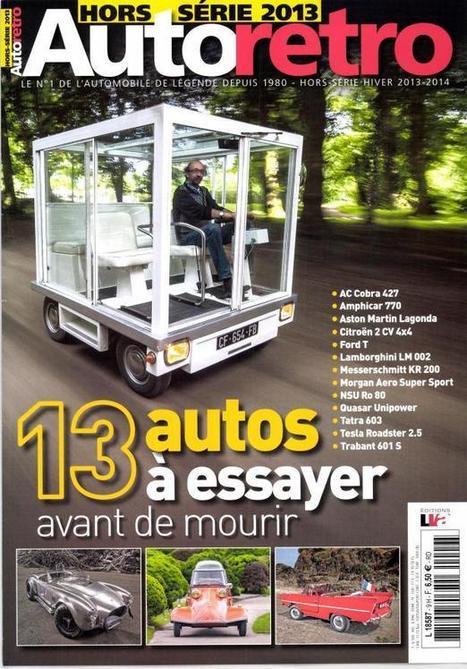 Pour l'éclectisme - Morrissette Racing-le cube de Quasar Khanh | Quasar Khanh: designer visionnaire | Scoop.it