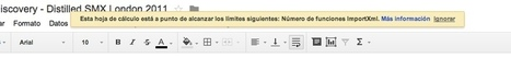 Analiza tu competencia formulando en Google Docs - 40deFiebre | Digital Marketing | Scoop.it