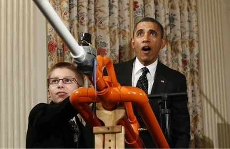 Maker Faire Coming to the White House | STEM Education models and innovations with Gaming | Scoop.it