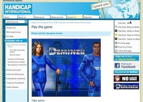 Fundraising through gaming | UK Fundraising | Social Nonprofits | Scoop.it