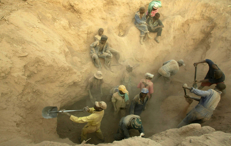 Massive layoffs expected in Zimbabwe as diamond deposits run out | Sustain Our Earth | Scoop.it