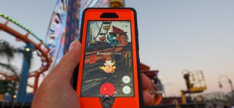 What Overnight Success? Pokémon Go Took 20 Years to Take Off According to its Creator   Technology in Business Today   Scoop.it