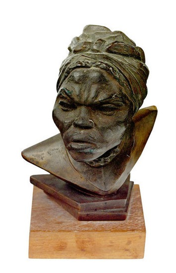 Antiques: A Sculptor of Black Heroes Leaves a Legacy | The New York Times | Amériques | Scoop.it