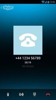 Nuovo Skype: videochiamate in modalità portrait sui tablet. | Spazio mobile | Scoop.it