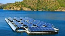 Primera estación de energía solar flotante montada en India. | Fotovoltaica  Solar-Térmica | Scoop.it