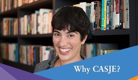 Why CASJE - Lauren Applebaum | CASJE | Jewish Education Around the World | Scoop.it