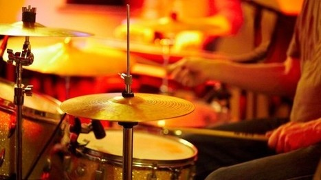 The secret of great drumming is in the mathematics   Communicating Science   Scoop.it