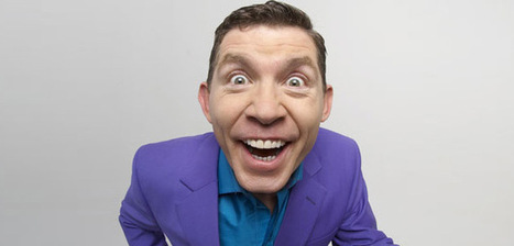 Looking for Monsters with Lee Evans | Lifestyle Blogging | Scoop.it