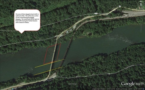 Bridge Replacement Means New River Closures and Detours   New River News   Scoop.it