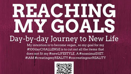 Today is #daySEVEN and it's officially one week into #my100dayCHALLENGE. This… | Reaching my Goals in LIFE | Scoop.it