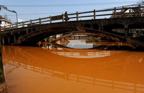 Le fléau de la pollution des rivières chinoises   La gestion de l'eau dans le monde : les conflits coulent à flots !   Scoop.it