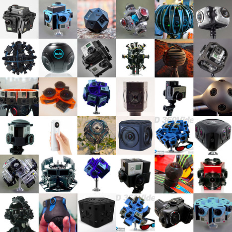 Collection of 360° Video Rigs | Virtual Reality VR | Scoop.it