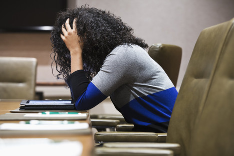 How Stress Is Sabotaging Your Emotional Control | Work Life Balance | Scoop.it