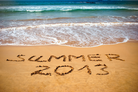 10 Things You Should Do For Your Business This Summer   Small Business and Social Media   Scoop.it