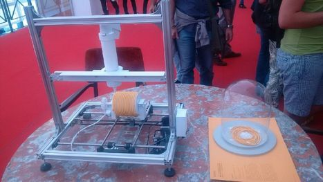 Among Robots, Drones And 3D Printed Spaghetti, Makers Meet In Rome For ... - Forbes   technology   Scoop.it