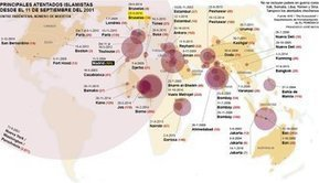 Principales atentados islamistas desde el 2001 | Documedios | Scoop.it