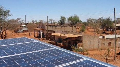 Au Pérou, électricité gratuite grâce au photovoltaïque | PUISSANCE ORANGE | Scoop.it