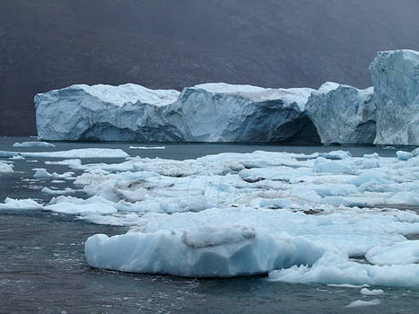 Hurtigruten : fin d'été au Groenland nord-est ? | Hurtigruten Arctique Antarctique | Scoop.it
