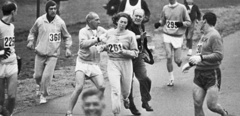 La marathonienne : quand Kathrine Switzer donnait le droit de courir aux femmes | EuroMed égalité hommes-femmes | Scoop.it