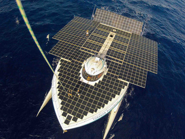 Step Inside the World's Largest Solar Boat | Green Energy | Scoop.it