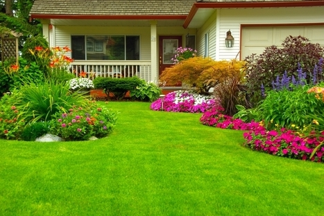 How to Get the Best ROI for Your Landscaping Projects | Garden, landscape, plants, flowers | Scoop.it