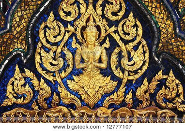 Thai prayer pattern | Year 4 Maths: Thai Patterns | Scoop.it