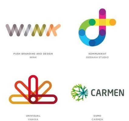 Logo : Les 15 tendances en 2014 pour avoir un logo stylé ! | New Marketing | Scoop.it