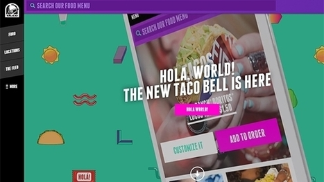 Taco Bell launches online ordering and payment | SocialMediaRestaurants.com | Scoop.it