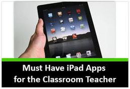 Getting Started: Must Have iPad Apps for the Classroom Teacher | Digital Learning Tree | mLearning and ELT Apps | Scoop.it