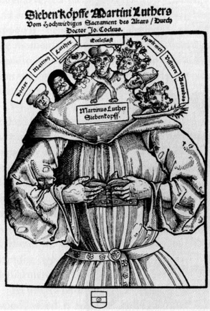 Propaganda image wars in the age of Protestant Reformation | Walkerteach History | Scoop.it