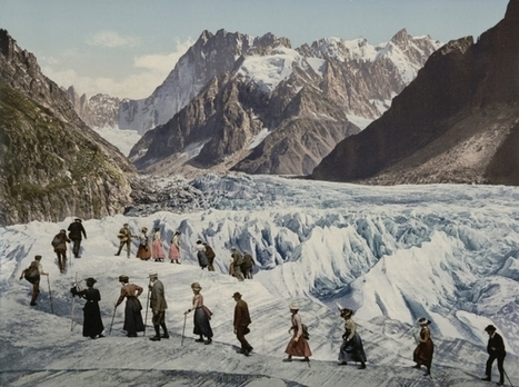 Le Mont Blanc, désiré et fragile - Histoire - France Culture | Histoire Géographie Sciences sociales | Scoop.it