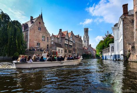 Bruges: Venise du Nord - Pixels In The Bag   Transvisite   Scoop.it