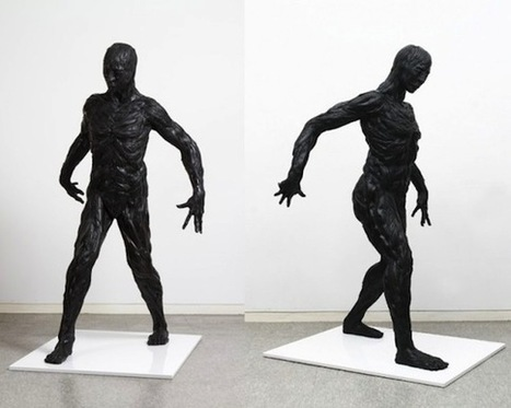 Esculturas de Llantas   NOIR FINE ART PRINTING   Scoop.it