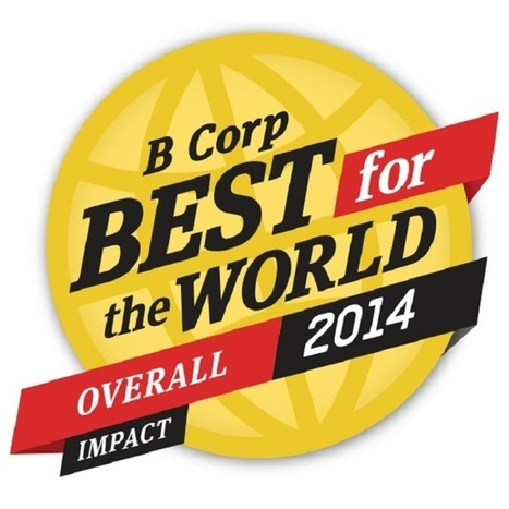 New List Reveals 92 B Corps With The Biggest Impact | Eco Reality | Scoop.it