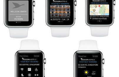 Hospitality Net - Accor launches its Accorhotels app for Apple Watch™ | eT-Marketing - Digital world for Tourism | Scoop.it