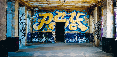 Aux origines du street art #1 : le graffiti new-yorkais (1942-1983) | Hip hop Organic | Scoop.it