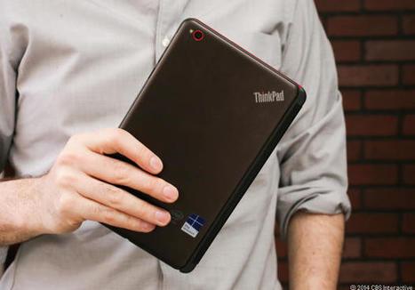 Lenovo ThinkPad 8 | Tecnologia | Scoop.it