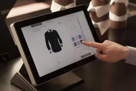 A Villeneuve d'Ascq, des vêtements sur-mesure à moindre coût   L'innovation dans la filière cuir   Scoop.it