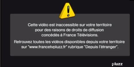 Debloquer la tv francaise à l'étranger | Blog vpn | Du bout du monde au coin de la rue | Scoop.it