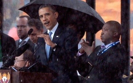 Nelson Mandela memorial interpreter 'was a fake' - Telegraph | MaCuSa | Scoop.it