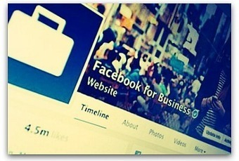 Facebook Pages redesign: 4 things businesses will want to do | Communication Advisory | Scoop.it