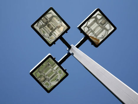 Not your grandfather's streetlights: LEDs light the way | IndustryNews - LED technology | Scoop.it