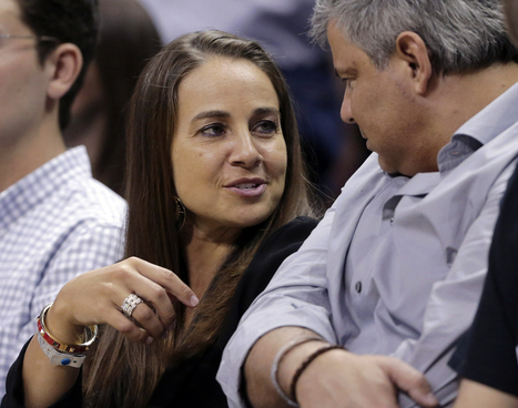 Spurs Hire NBA's First Female Full-Time Assistant Coach | This Gives Me Hope | Scoop.it